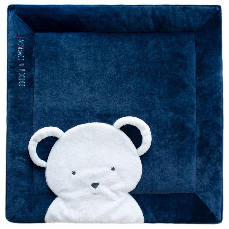 tapis d eveil pour bebe ours tapidoux doudou compagnie
