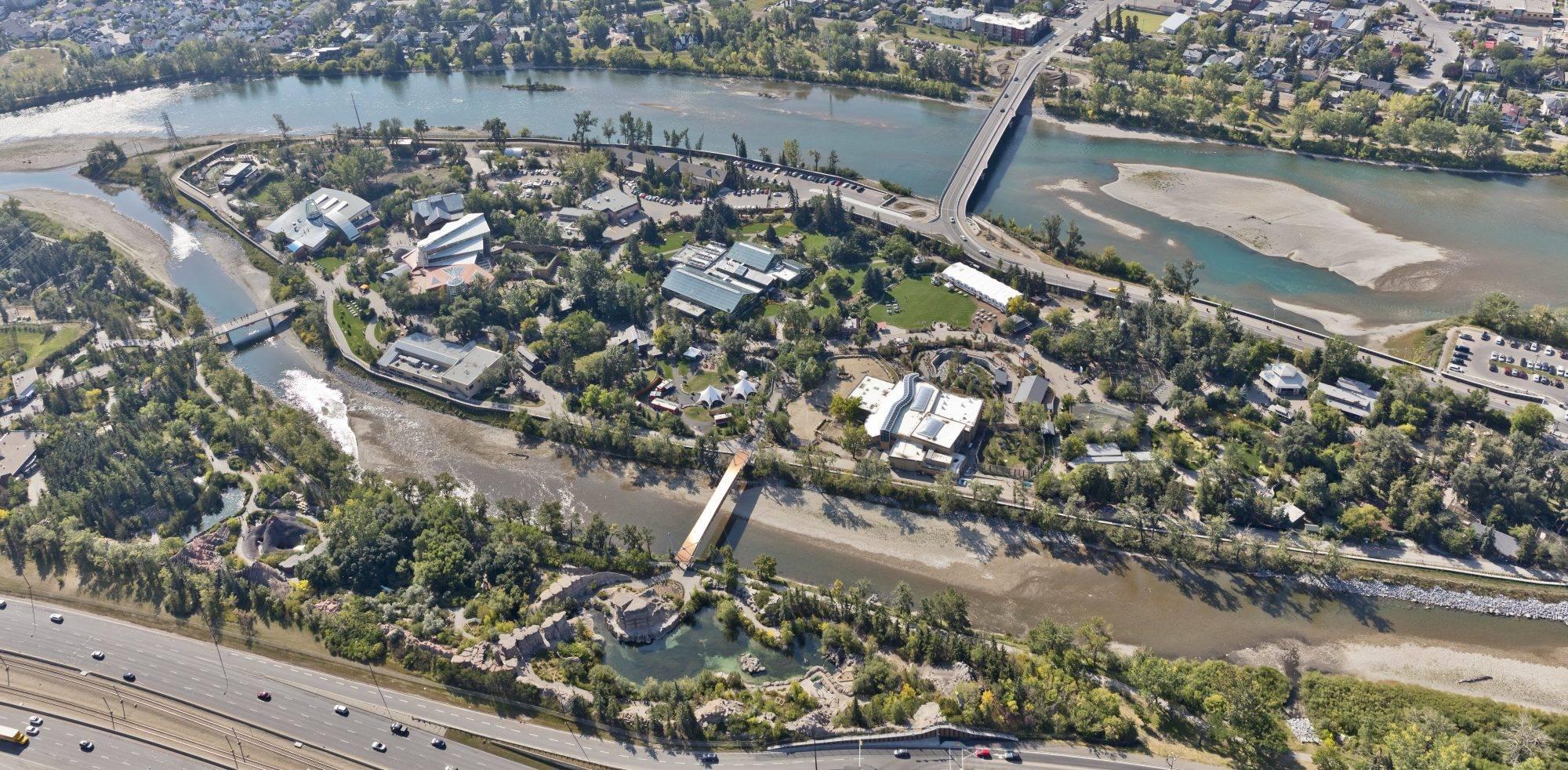 Le zoo de Calgary