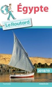 """Le Routard, """"Égypte"""""""