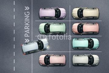 parking Fotolia