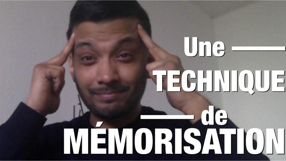 Technique mémorisation