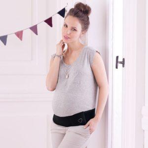 ceinture ajustable grossesse source la redoute