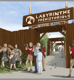 Labyrinthe Préhistorique