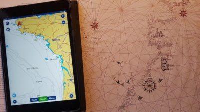 naviguer avec ipad
