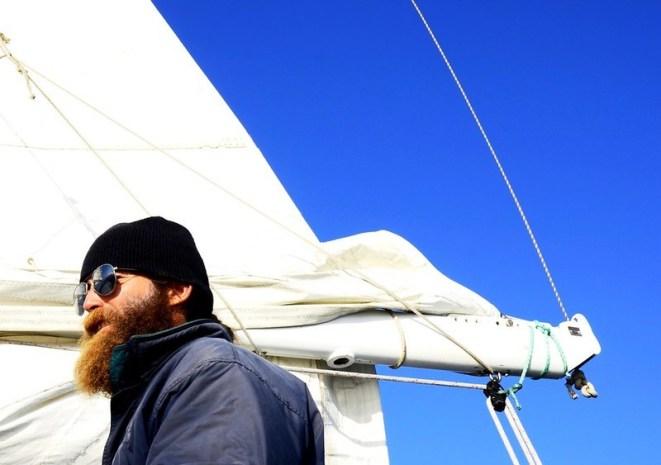 apprendre la voile skipper