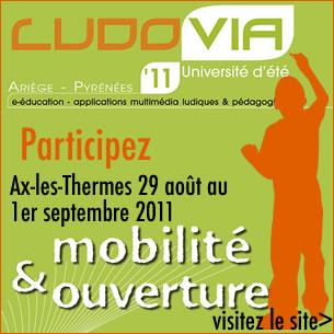 Université d'été Ludovia 2011