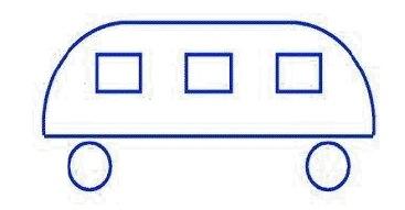 le bus de la maternelle