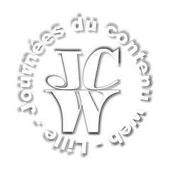 JCW - journées du contenu web