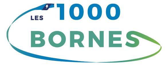 LES 1000 BORNES logo
