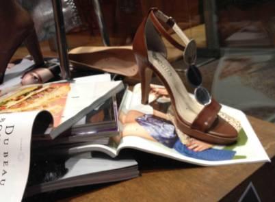 sandales-marrons-argent