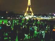 visiter Paris by night en baskets c'est magique!