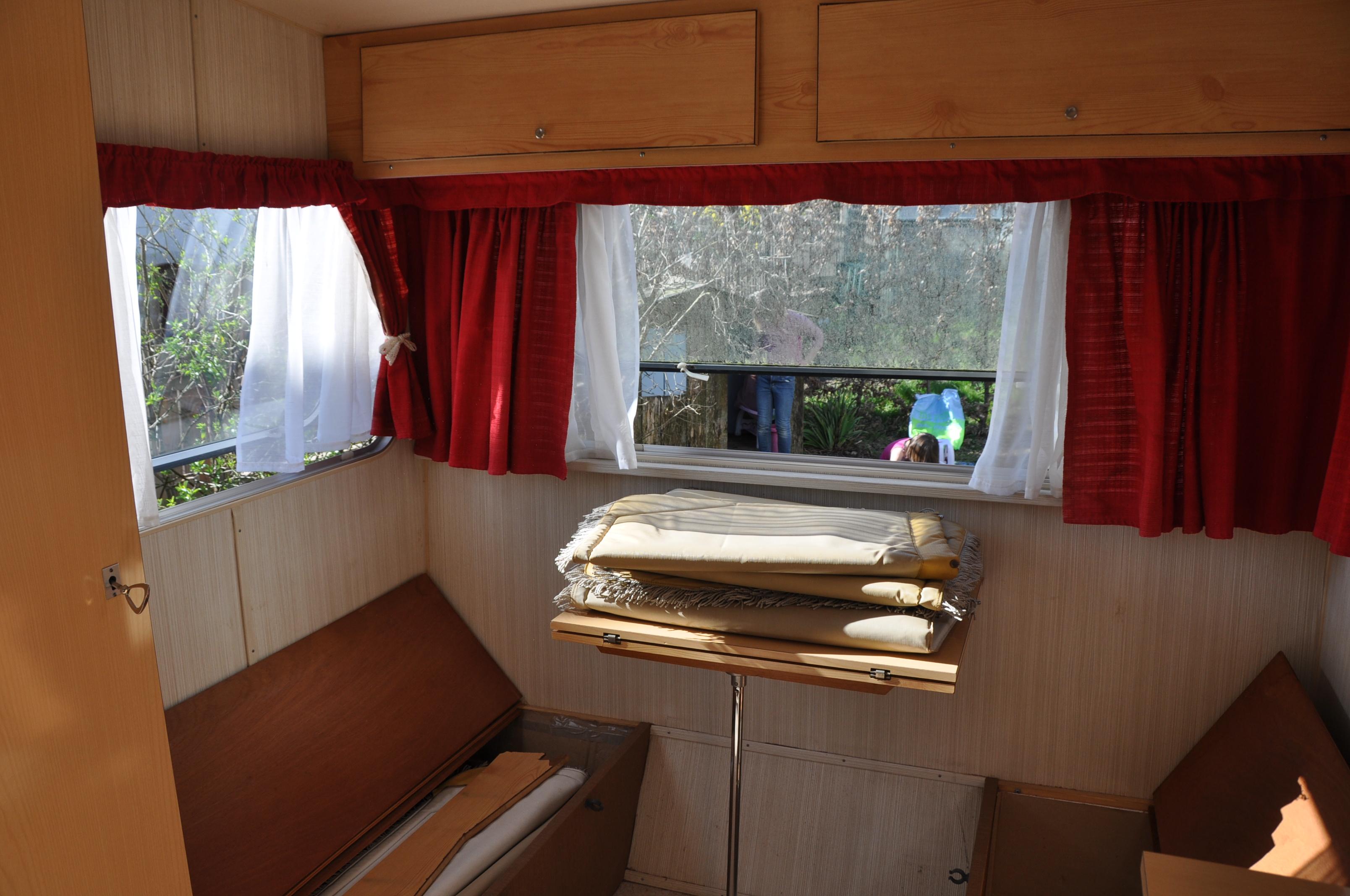 La Caravane Cabane Les 3 Cocottes En Tissu