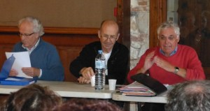André Quinquiry, Roger Dausse et Guy Delléa