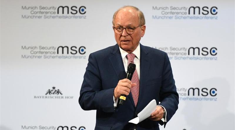 La désoccidentalisation de l'Alliance atlantique et le militarisme Allemand  à la Conférence de Munich
