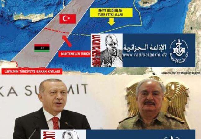 Chroniques du chaos libyen et syrien