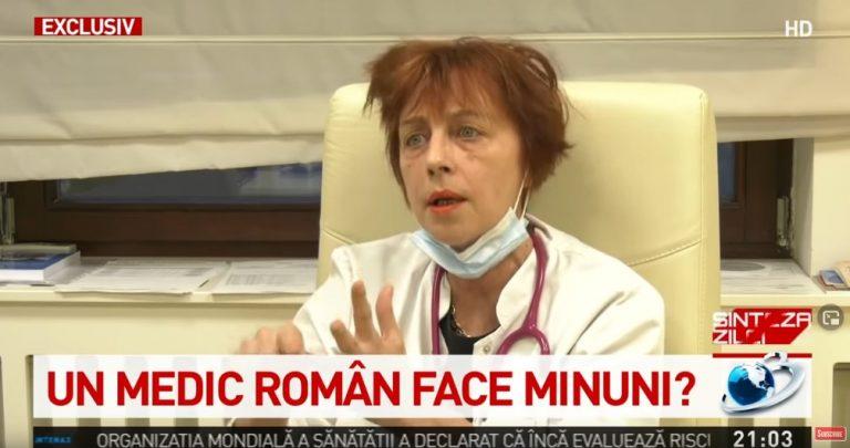 Rumänische Lungenärztin: Es ist das in Krankenhäusern angewandte Covid-Protokoll, das Patienten tötet!
