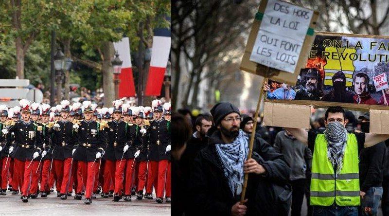 La secondarisation de l'impérialisme français – analyse du déclin du capitalisme en France