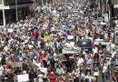 ENTRE 1,247 ET 2,5 MILLIONS DE PERSONNES DANS LA RUE, CONTRE LA DICTATURE VACCINALE!