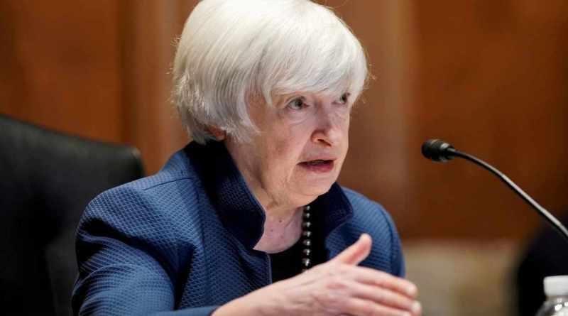 Janet Yellen met en garde contre le risque de «crise financière historique»
