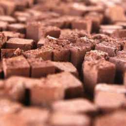 Briques adobes rouges - Les adobes
