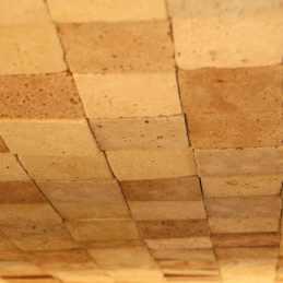 Plafond d'adobes