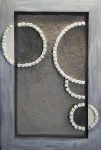 Enduit texturé et briques kaolin - Les adobes