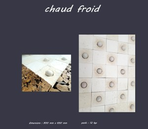 Tableau chaud froid - Les adobes