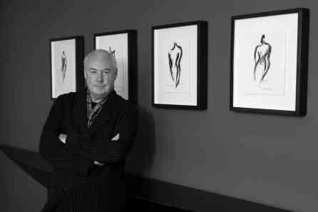 Jean-Claude Poitras à l'hôtel Le St-Sulpice