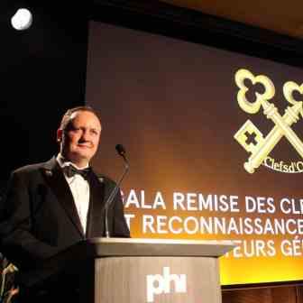 Public Relationship Director Les Clefs d'Or Canada
