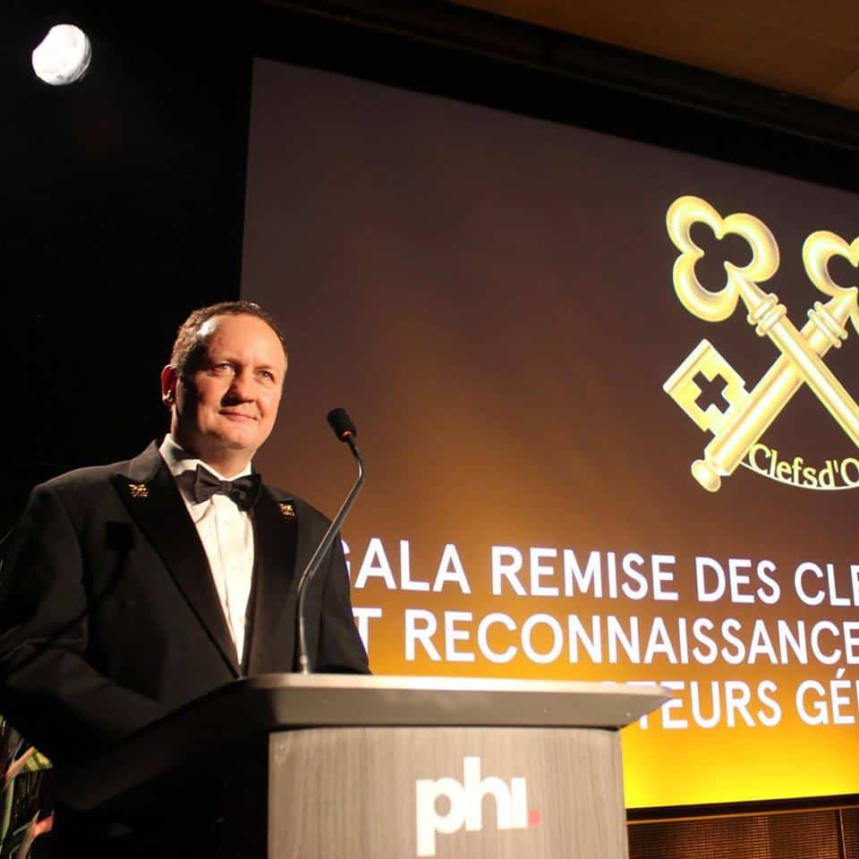 Concierge Les clefs d'Or