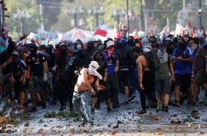 Des manifestations sociales se répandent comme un feu de paille en Amérique latine