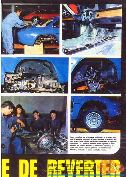 Autopista Alpinche 3 | Alpinche : quand l'Alpine A110 passe au Flat-6 Porsche !