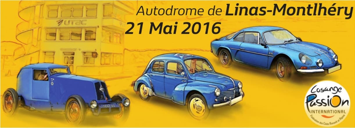 Losange Passion International le 21 mai 2016