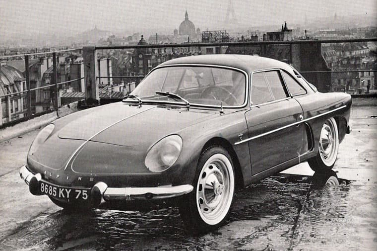 Alpine A108 Berlinette