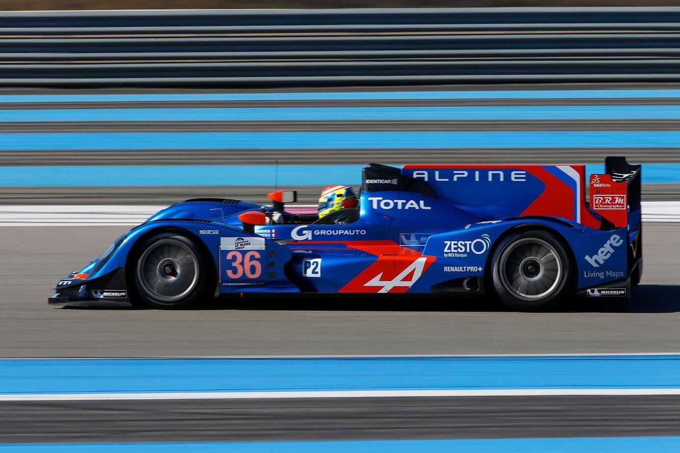 Alpine A450b 2   Alpine Endurance Team en piste pour les 24 Heures du Mans 2021