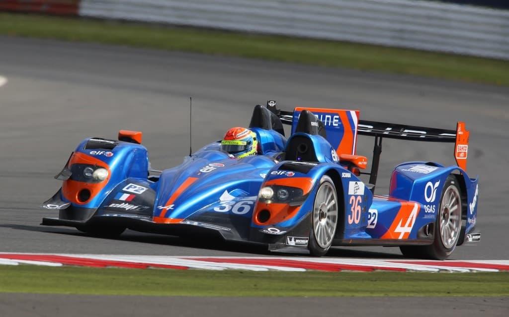Alpine A450b 5 | Équipe et pilotes 2014