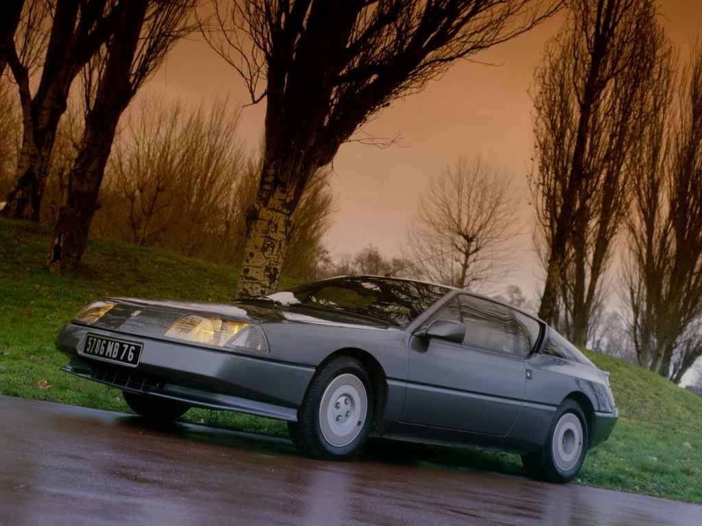 Alpine GTA V6 GT 3   ALPINE GTA GT V6 : le soufflé de Dieppe 1/2