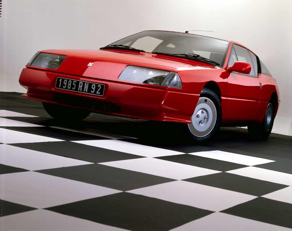 Alpine GTA V6 GT   ALPINE GTA GT V6 : le soufflé de Dieppe 1/2