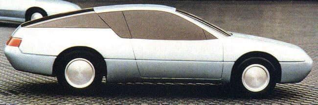 Etude Alpine GTA Berex 2   ALPINE GTA GT V6 : le soufflé de Dieppe 1/2