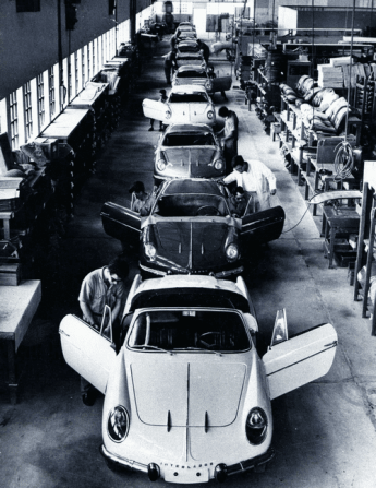 Willys Overland Usine