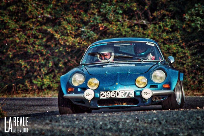 Alpine A110 22 - La Revue Automobile