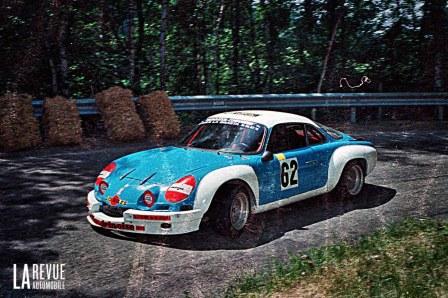 Alpine A110 24 - La Revue Automobile