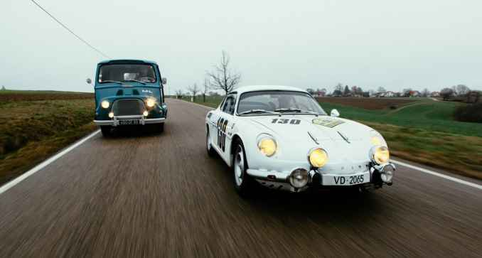 Alpine A110 Estafette AlpineLab 10