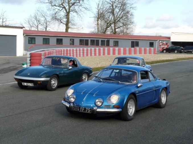Alpine A110 Lotus Elan Automotiv 5