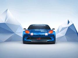 Alpine Célébration Concept-Car - 1