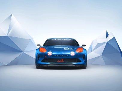 Alpine Célébration Concept Car 1 - Alpine Célébration