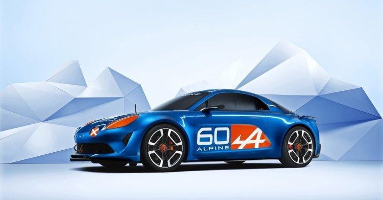Alpine Célébration Concept Car 4 - Alpine Célébration