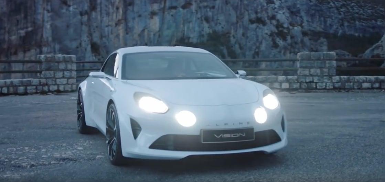 Alpine Vision vidéo