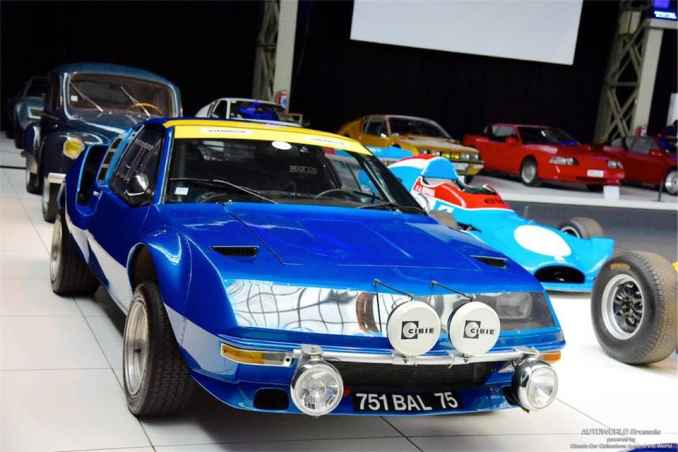 Autoworld 2016 Alpine Story 164