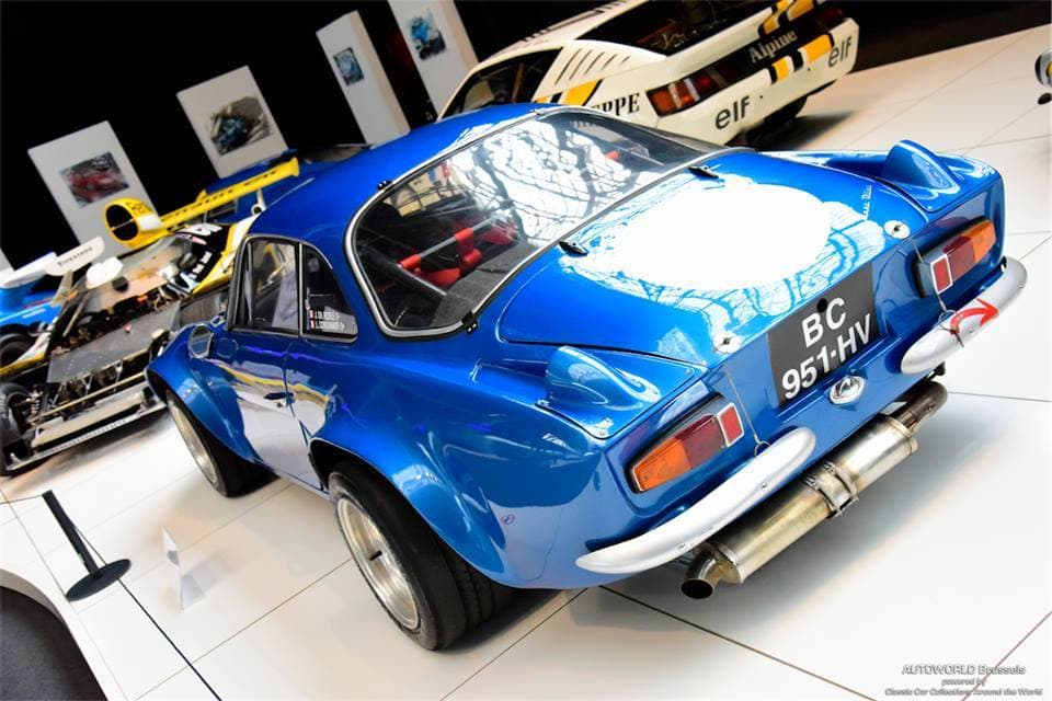 Autoworld 2016 Alpine Story 171